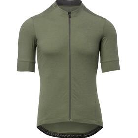 Giro New Road Jersey Men olive heather